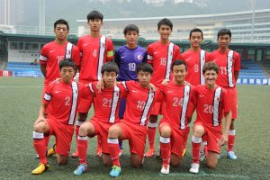 HK Football now has a representative team at all levels